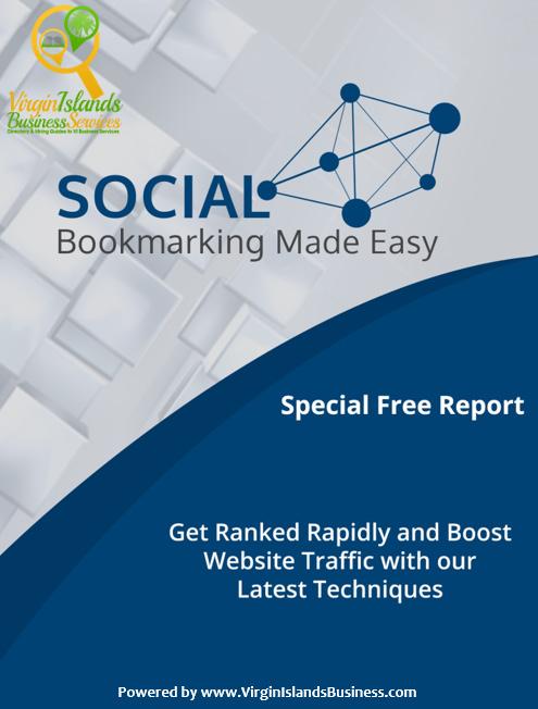 Social Bookmarking for Virgin Islands Business