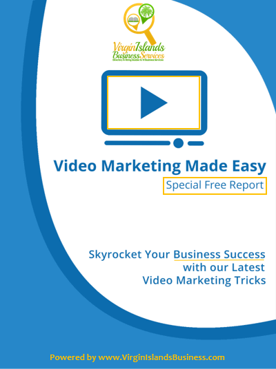 Video Marketing for Virgin Islands Business