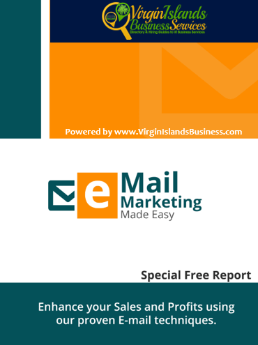 Email Marketing for Virgin Islands Business