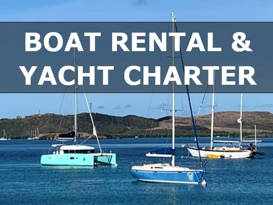 Boat Rental & Yacht Charter Virgin Islands