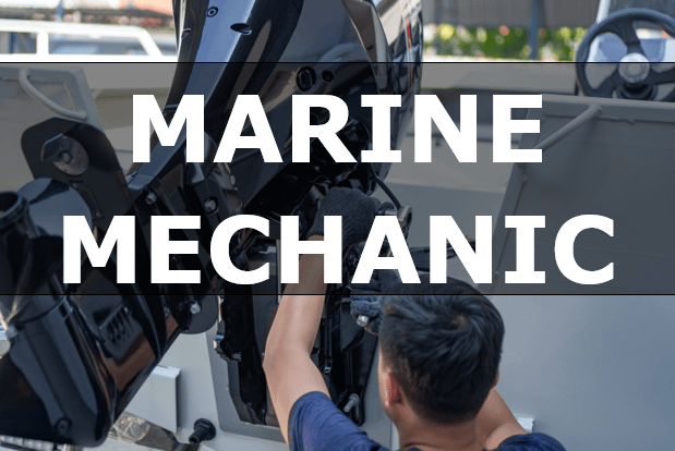 Marine Mechanic Virgin Islands