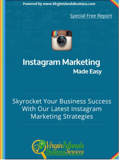 Instagram for Virgin Islands Business