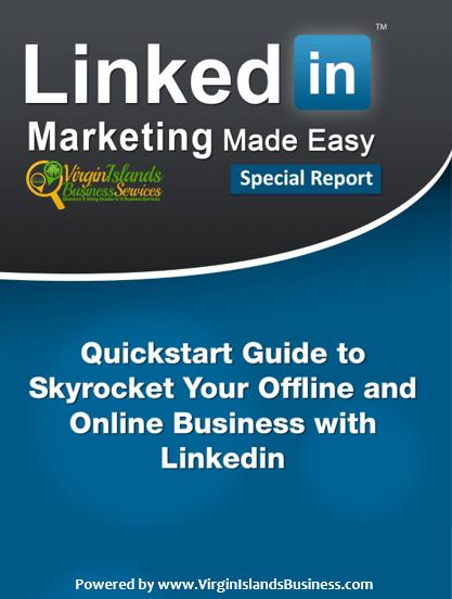 LinkedIN for Virgin Islands Business