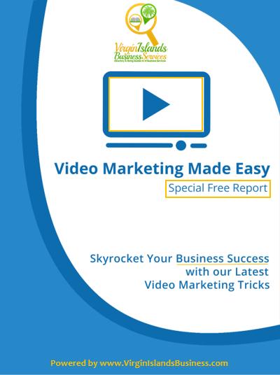 Video Marketing for Virgin Islands Business