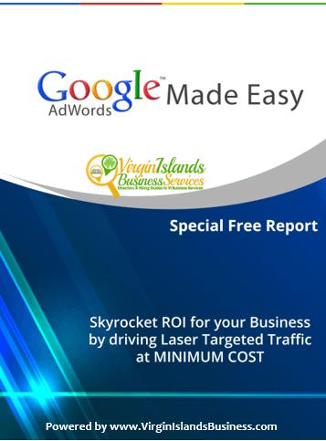 Google AdWords for Virgin Islands Business