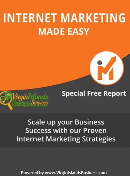 Internet Marketing for Virgin Islands Business