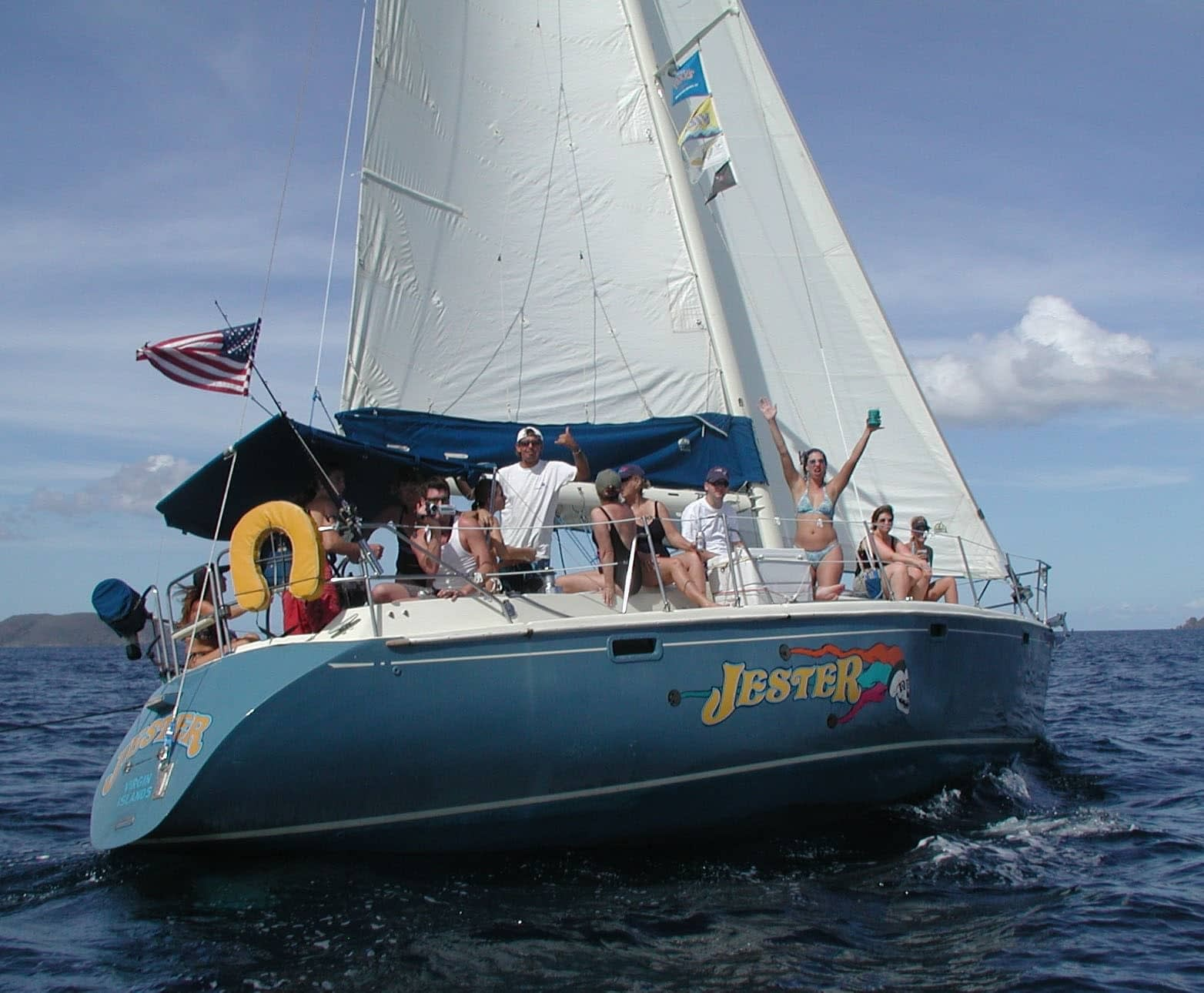 Legendary Jester Sailing & Snorkeling Adventures
