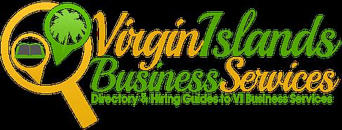 Virgin Islands Business Services Directory Horizontal logo NO URL