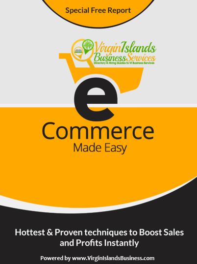 Ecommerce for Virgin Islands Business